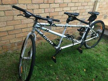 Daily Rate: Tandem bike