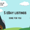 Offering online services: Five eBay Listings - Done For You