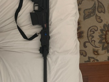Selling: AEG Barrett sniper