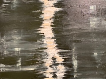 Sell Artworks: Reflections on water