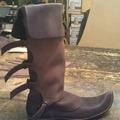 Vendita: Stiefel Richard mit Schnabel und Gummisohle