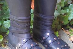 Vendita: Kampftaugliche Wikingerstiefel