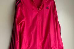 Selling : ADIDAS Sportswear JACKET with hood.