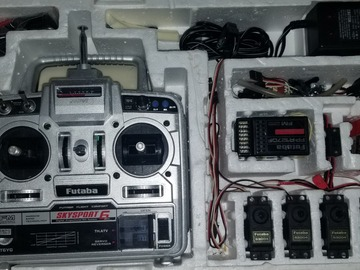 Selling: Futaba Skysport T6YG Flight Kit