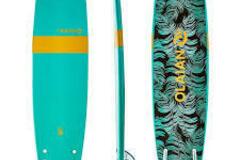 For Rent: Beginner - Foam - Longboard