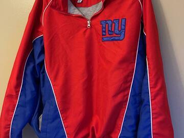 Selling : NFL NY Sportswear JACKET