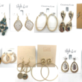 Buy Now: 100 pr Name Brand Earrings - Rachel Roy ,Macy's ,Nordstrom ect..