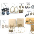 Buy Now: 50 pr Name Brand Earrings - Rachel Roy ,Macy's ,Nordstrom ect..