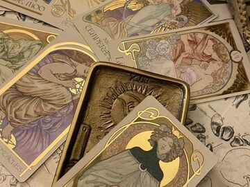 Selling: Tarot & Angel Card Reading