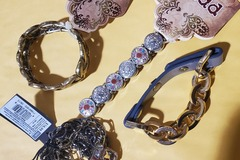Buy Now: 24 New Dept.Store Bracelets