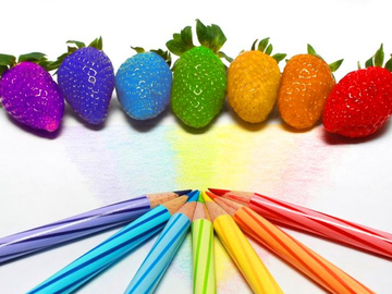 Buy Now: Rainbow Strawberries (Seeds)