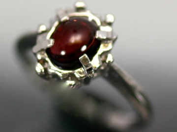 Selling with online payment: Framed Garnet