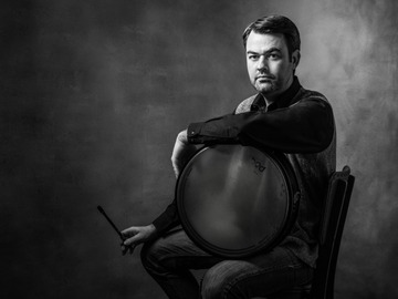 Offering with online payment: Bodhran Lessons