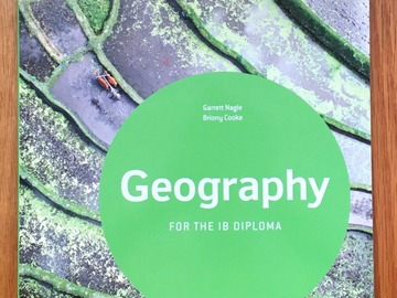 Selling with online payment: Geography for the IB Diploma (Oxford)