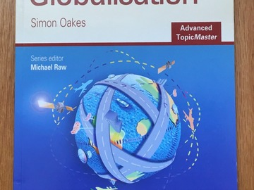 Selling with online payment: Globalisation Advanced Topic Master