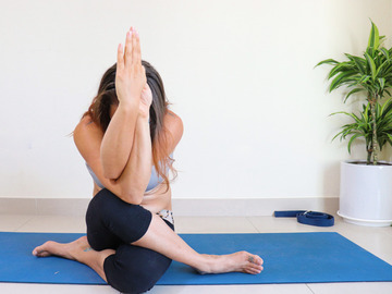 Private Session Offering: Intro to Yin Yoga