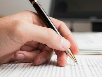 Cours particuliers: Relecture de textes en néerlandais