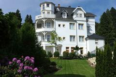 Tauschobjekt: DG Wohnung in Bestlage von Bad Harzburg in Bäderstilvilla