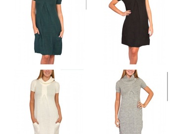 Buy Now: 36 NEW Sweater Dresses