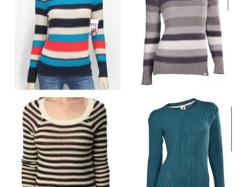 Buy Now: 28 Hoodies Sweaters Jackets - Lots of ROXY!