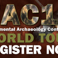 Cita: EAC12 - Experimental Archaeology Conference - WORLD TOUR