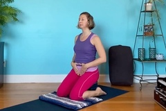 For Sale Now: Grounding Pre-Natal Yoga | 66 min.