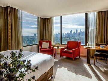 Book now: Work from hotel at View Melbourne, alongside iconic Albert Park