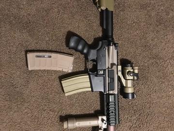 Selling: New airsoft rifle