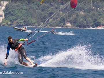 Course & Accomodation: 3 Day  Kite Surf Camp on Lake Garda
