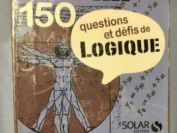 Vente avec paiement en ligne: Questions et défis de logique Collection Roll' cube