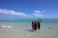 Course & Accomodation: Relaxed Kite-vacation