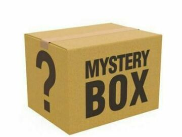 Liquidation/Wholesale Lot: Mystery Box- 50 Mixed New Items JOB LOT Wholesale Stock Clearance