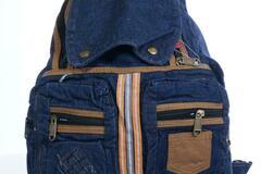 Buy Now: Blue Jean Backpacks