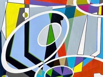 "Sell Artworks: ""Color Piercer"""