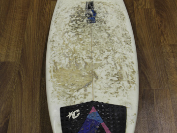 "For Rent: 5'9"" JS Quad Fin, Bat-tail"