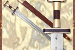 Selling with right to rescission (Commercial provider): Germanic Spatha, practical blunt sword