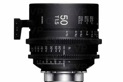 Vermieten: SIGMA FF HIGH SPEED PRIME 50mm, T1.5 FF