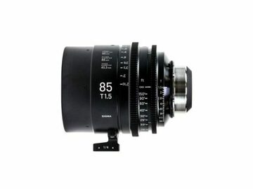 Vermieten: SIGMA FF HIGH SPEED PRIME 85mm, T1.5 FF