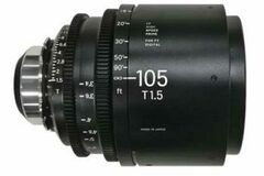 Vermieten: SIGMA FF HIGH SPEED PRIME 105mm, T1.5 FF