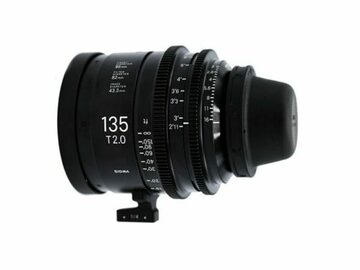 Vermieten: SIGMA FF HIGH SPEED PRIME 135mm, T2.0 FF