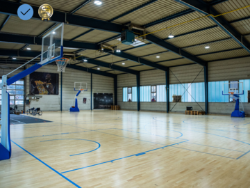 Angebot anfragen: Basketball Event Location