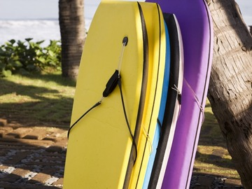 to rent your board per day: Bodyboard rentals