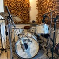 """Show Off Your Drums! (no sales): 1958 Gretsch Broadkaster """"Bop Outfit"""" w/ 1966 'Renown' Snare"""