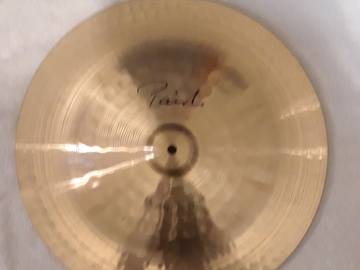 """Selling with online payment: Paiste Signature 18"""" Heavy China Cymbal"""