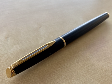 Renting out: Waterman Hemisphere with F nib