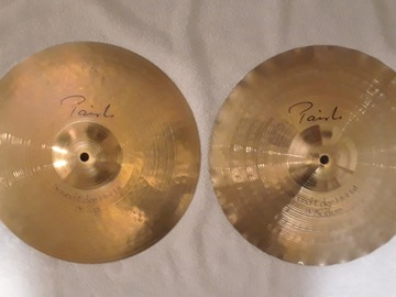 """Selling with online payment: Paiste Signature 13"""" Sound Edge Hi Hats"""