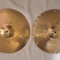 "Selling with online payment: Paiste Signature 13"" Sound Edge Hi Hats"