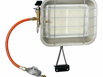 Vermieten: Gasheizstrahleraufsatz