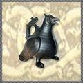 Vendita: Greifen-Aquamanile, 13. Jahrhundert