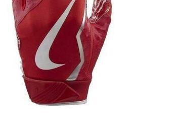Buy Now: Nike Men's Vapor Jet 5.0 Football Gloves  !!SAVE BIG OFF MSRP